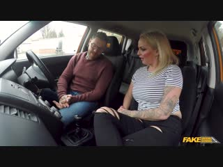 [fakedrivingschool] louise lee - sex begins when instructor leaves new porn 2019