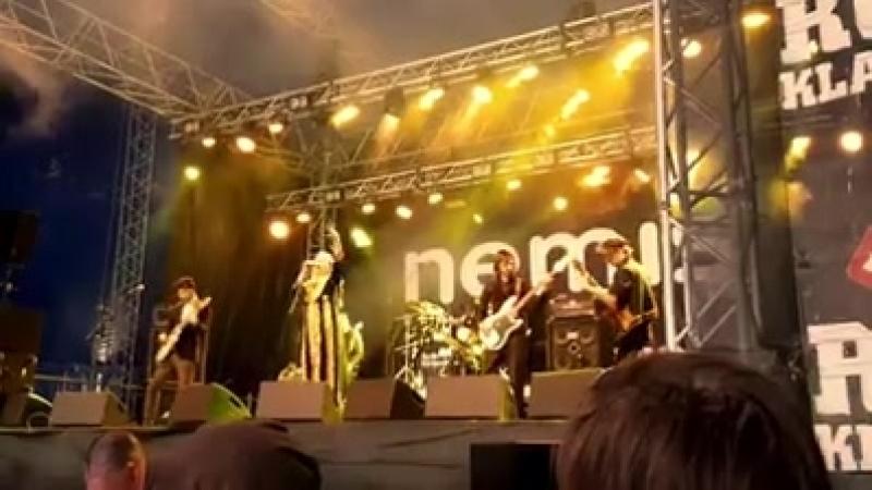 Spiral Skies - Danse macabre (live at Sweden Rock Festivlal)