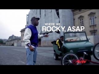 A$AP ROCKY, TYLER THE CREATOR - POTATO SALAD (WANG$AP) [Cloud Music]
