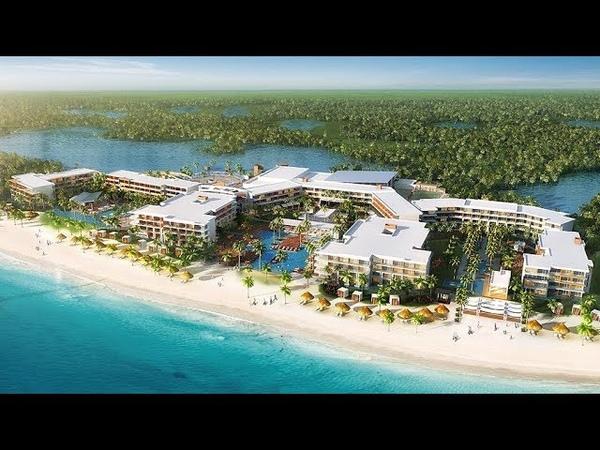 BREATHLESS RIVIERA CANCUN RESORT SPA HOTEL 5* для взрослых клубно-тусовочный отель -Туры в Мексику