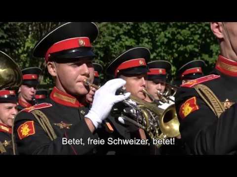 Suworow Kadetten in Bern - 25.09.2018 Суворовские курсанты в Берне (Швейцария)