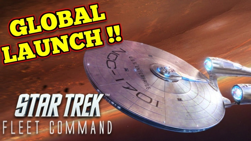 Star Trek™ Fleet Command First Impressions