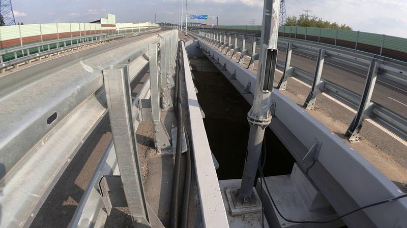 Пользуется ли спросом объездная дорога М11 в объезд Солнечногорска и Клина? 2 часть.
