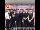 GOT7 2018 WORLD TOUR 'EYES ON YOU' DAY 2 #GOT7 #GOT7WORLDTOUR