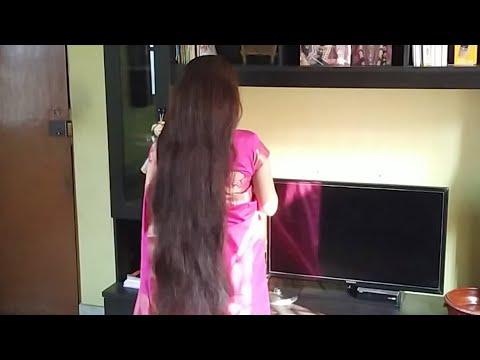 New Rapunzel Of 2019 Having Below Knee Length Hair
