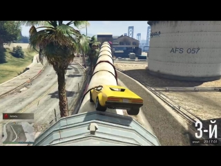 [Joe Speen] ОПАСНАЯ ЕЗДА ПО ТРУБАМ НА НОВОМ КРУТОМ СПОРТКАРЕ В GTA 5 ONLINE (ГТА 5 ГОНКИ)