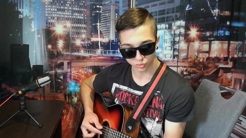 Есенин Пой же пой на проклятой гитаре