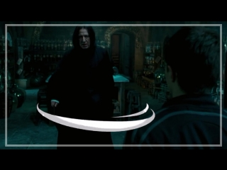 controle your emotions | Severus Snape.