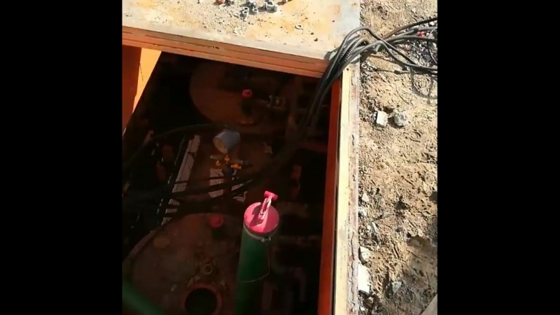 Видеоотчет по проделанной работе в АЗС №74, РБ, г. Салават, ул. Зеленая, стр. 9 ч. 3