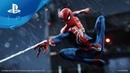Marvels Spider-Man - Gameplay Trailer PS4, deutsche Untertitel E3 2018