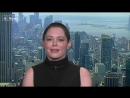 Rose McGowan interview on Harvey Weinstein, Me Too and Morgan Freeman | Channel 4 News
