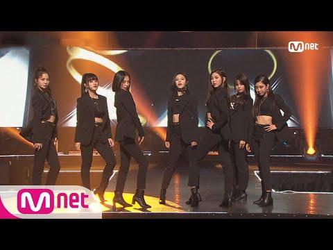 [M COUNTDOWN in TAIPEI] CLC - INTRO Crazy Black Suit│ M COUNTDOWN 180712 EP.578
