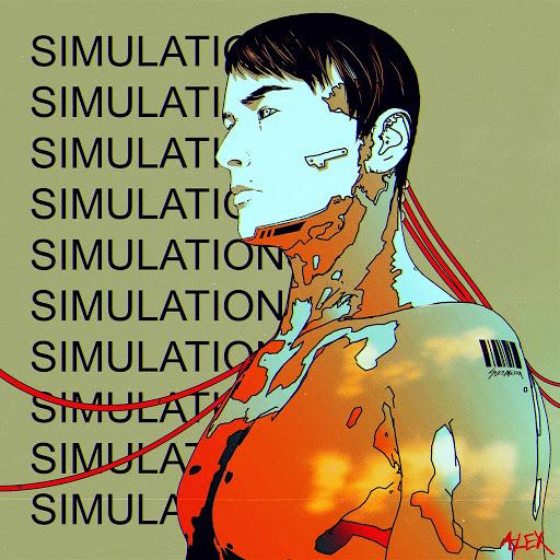 ALEX альбом Simulations