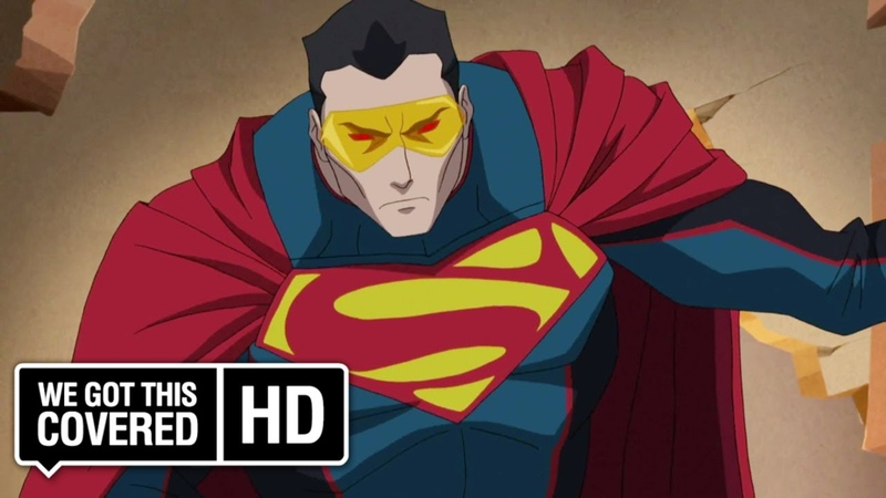 REIGN OF THE SUPERMEN Official Trailer 1 [HD] Nathan Fillion, Rainn Wilson, Rebecca Romijn