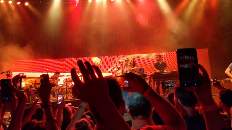 Incubus - Pardon Me concert at The Fillmore Silver Spring on Sunday, August 12, 2018