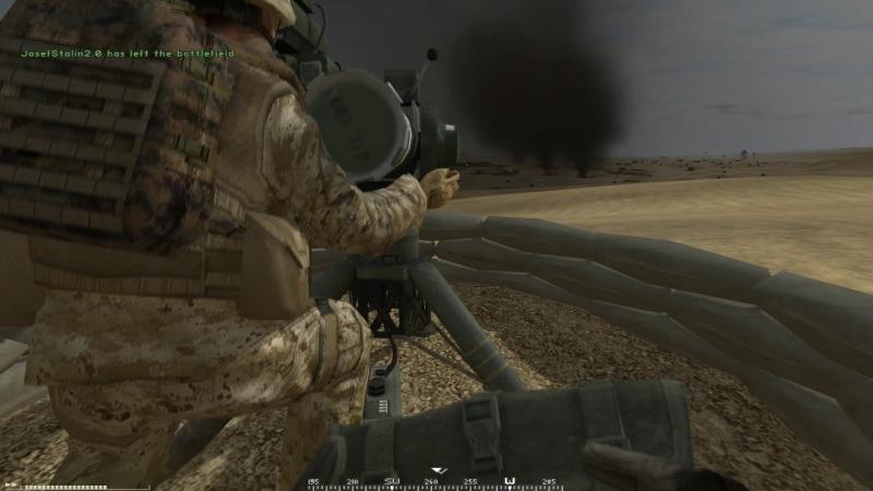 Bf2 PR Mod session