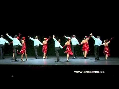 12 Bailes de Salón CHA CHA CHA)