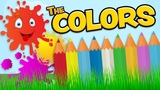 COLORS in English for kids