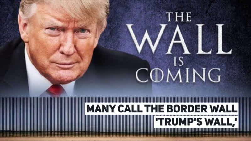 THE WALL IS COMING!