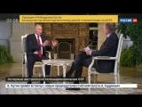 Интервью Владимира Путина австрийскому телеканалу ORF. 4 мая 2018 года...