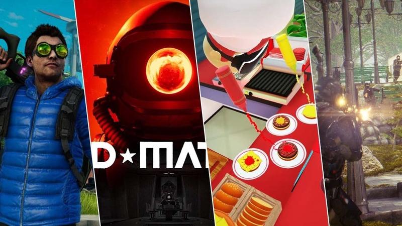 Топ-5 VR-игр уходящего месяца | НОЯБРЬ