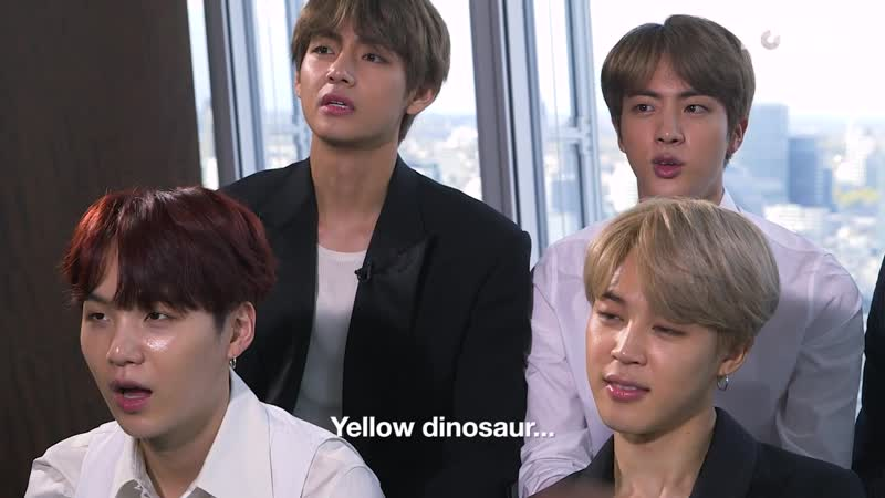 181011 BTS on Having No Friends Drake and Pokemon The Noisey Questionnaire of Life