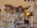 V Prokofiev amazing drum solo 2005 russian drummer