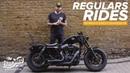 Regulars Rides: Ricardo's Harley-Davidson Sportster Forty-Eight