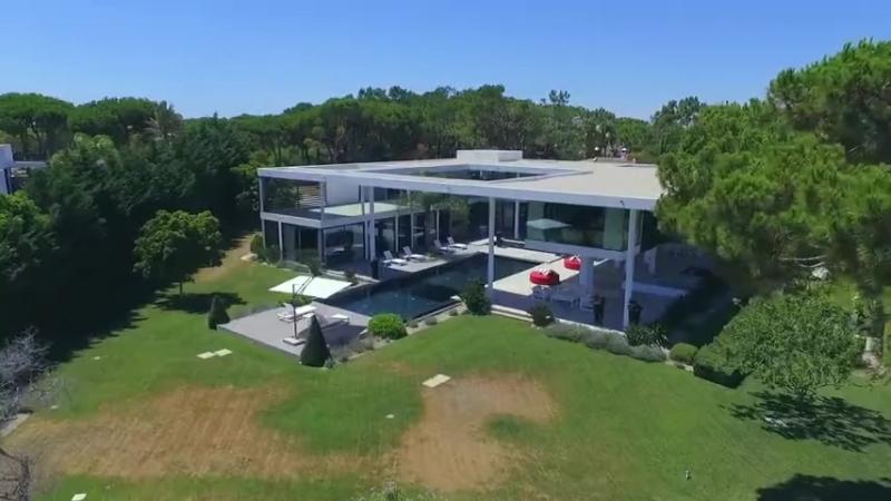 Современное и роскошное поместье Quinta do Lago