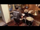 "Carlos Santana and Rob Thomas ""Smooth"" drum cover"