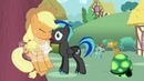 Spider man meets My Little Pony RUS