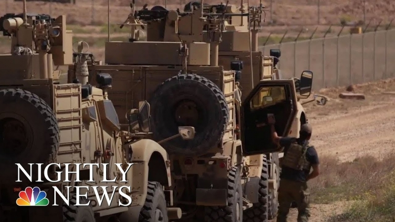 U.S. Troops Who Came Under Fire From Russian Mercenaries Prepare For More Attacks - NBC Nightly News
