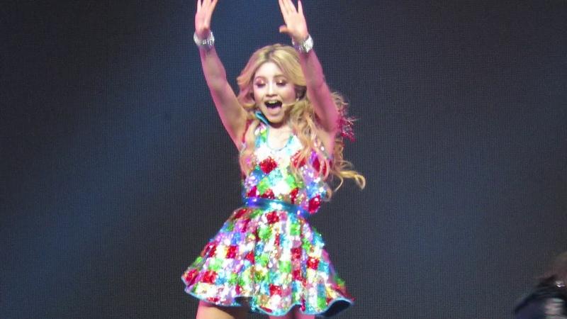 Alas Soy Luna en Vivo Chile 2018 Full HD