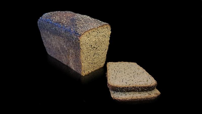 Гречневый заварной хлеб