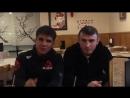 Магомед Магомедкеримов 💬  Салам Алейкум всем борцам и бойцам от Олимпийского чемпиона по вольной борьбе и бойца UFC