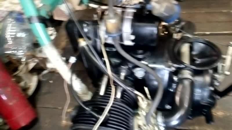 Двигатель 659сс г. Ноябрьск 12.11.18