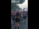 France Rioters Trash Travel Bus in Marseille After Soccer Victory