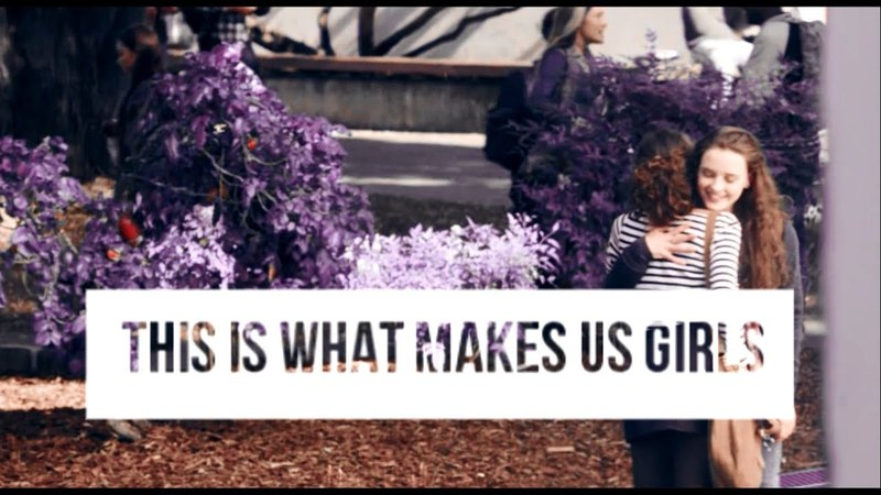 Hannah baker   jessica davis - this is what makes us girls