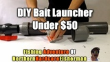 How to build a Compressed Air Bait Launcher for Fishing under $50 FishingAdvNHF