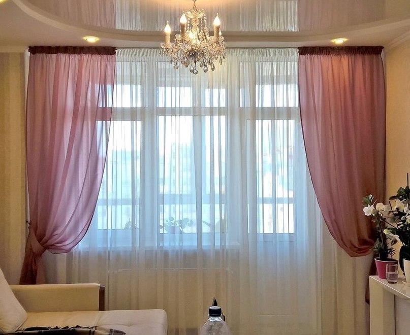 19523711f1c9b Вуаль можно использовать в гостиных и детской комнате, спальне и офисе.  Получаются очень красивые ламбрекены.