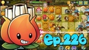 Plants vs. Zombies 2 || A.K.E.E., Red Stinger and Endurian - Lost City Day 24 (Ep.226)