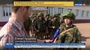 Новости на Россия 24 Разведчики танкисты и мотострелки Оренбуржья участвуют в учениях