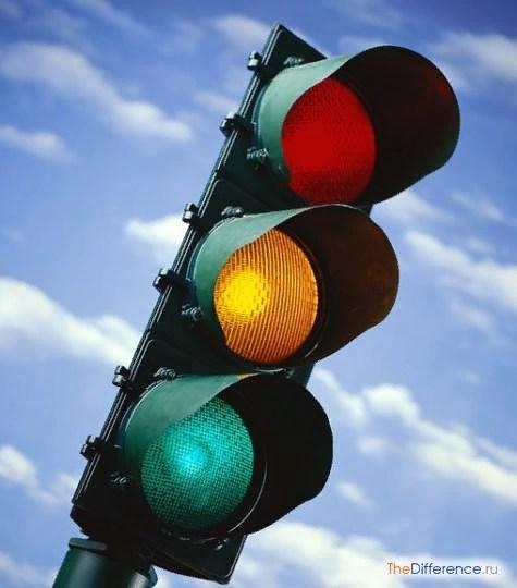 Разница между светофором и семафором С первых лет жизни мы учим детей переходить дорогу только на разрешающий сигнал. Благо современные города оборудованы огромным количеством светофоров,