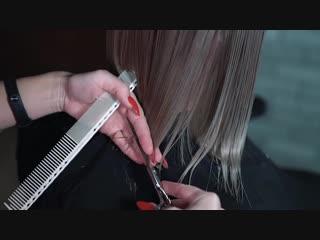 DEMETRIUS - Каре на удлинение - Какая главная ошибка в стрижках - Женская стрижка на короткие волосы