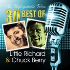 Little Richard альбом The Unforgettable Voices: 30 Best of Little Richard & Chuck Berry