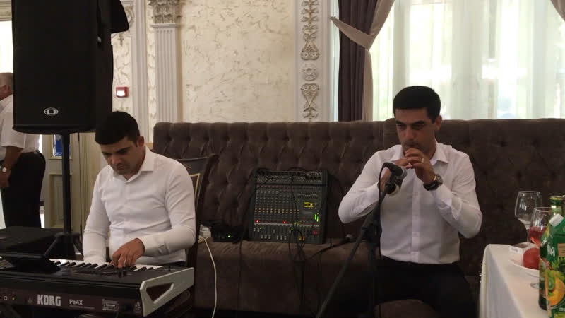 Temur Aslanyan Udo Sloyan Москва 2018