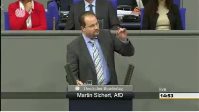 Shvid_rot-grüne brüllaffen mal wieder ganz nah am herzinfakt...😂 - Martin Sichert hat sowas von RECHT!