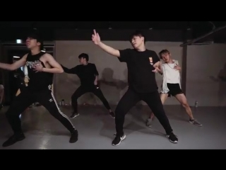 Yonce-Beyonce/Lia Kim Choreography