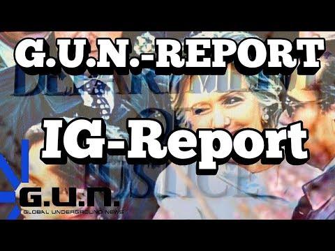 G.U.N.-Report Ep4218 QAnon Der IG Report des DeepStates