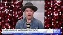 David Cook Talks Kinky Boots on The HUB